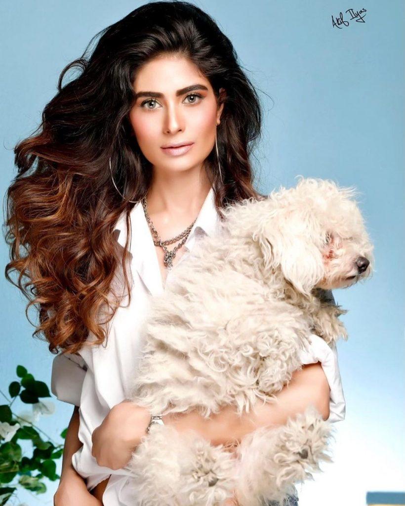 Madiha Iftikhar Looks Stunning In Her Latest Pictures