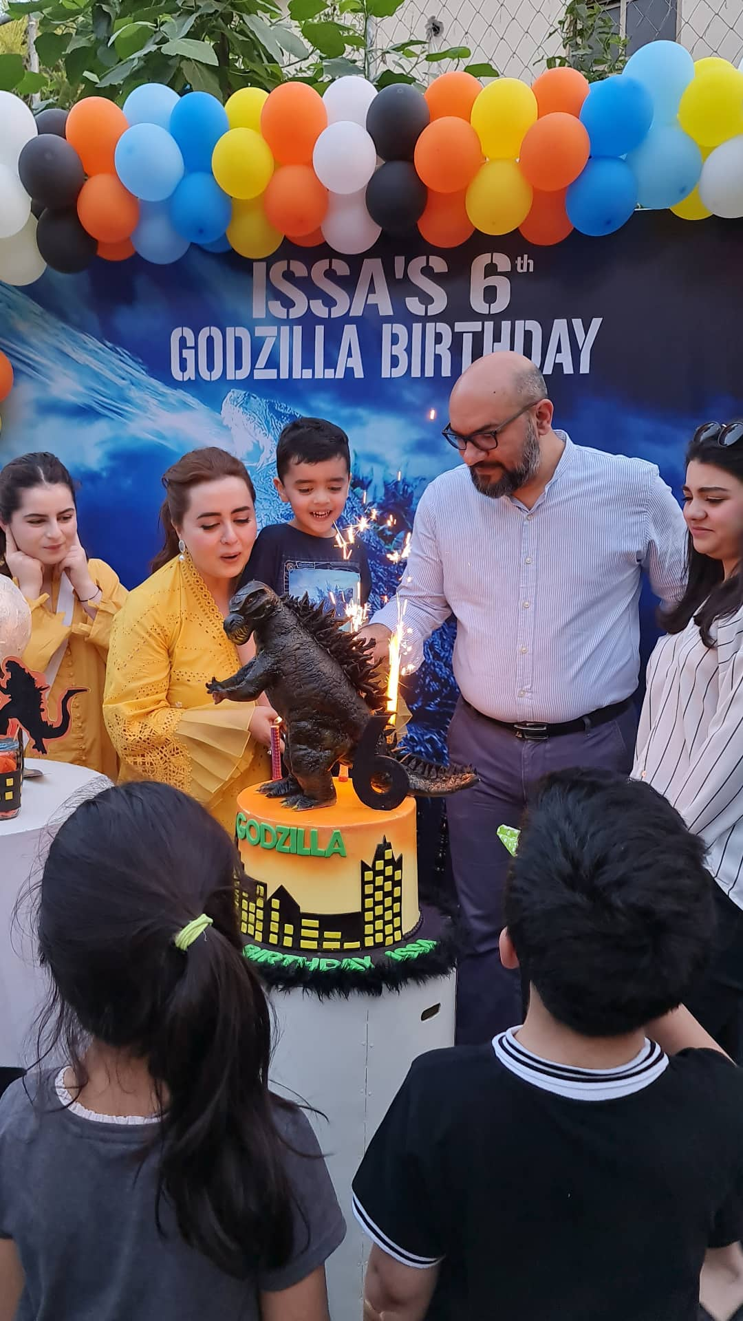 Maria.B is Celebrating her Son Issa Birthday - Beautiful Pictures
