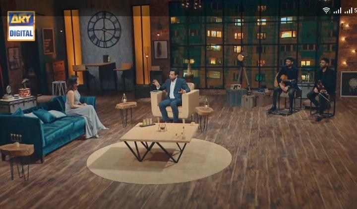 Mehwish Hayat Stops Vasay Chaudary On Body Shaming Ahmed Ali Butt