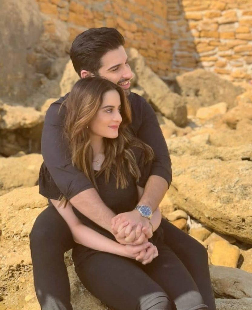 Muneeb Butt Shared Good And Bad Qualities Of Aiman Khan