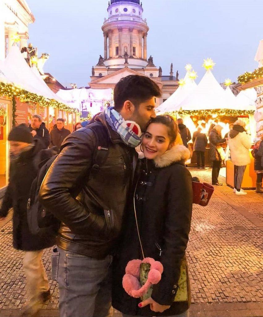 Aiman Khan And Muneeb Butt Work Trip To Turkey - Recent Vlog
