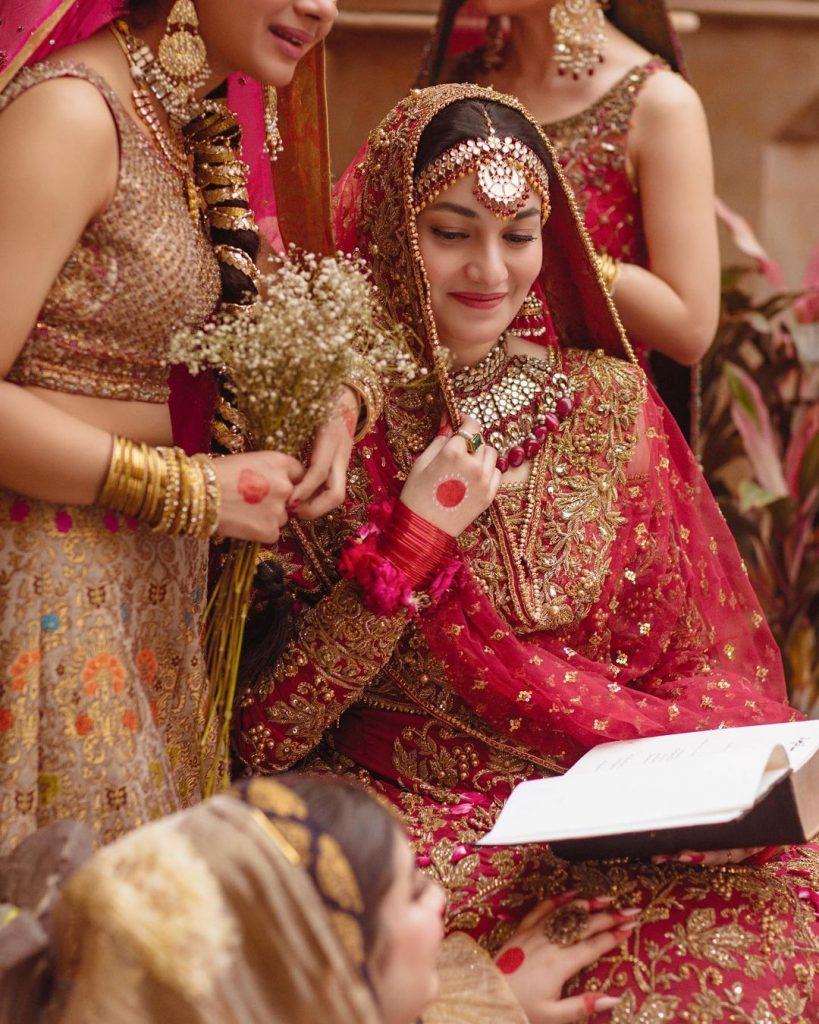 Muniba Mazari Featured In Fashion Film By Lajwanti