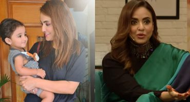 Nadia Khan Talked About Her Adopted Son Kiaan In The Recent Interview