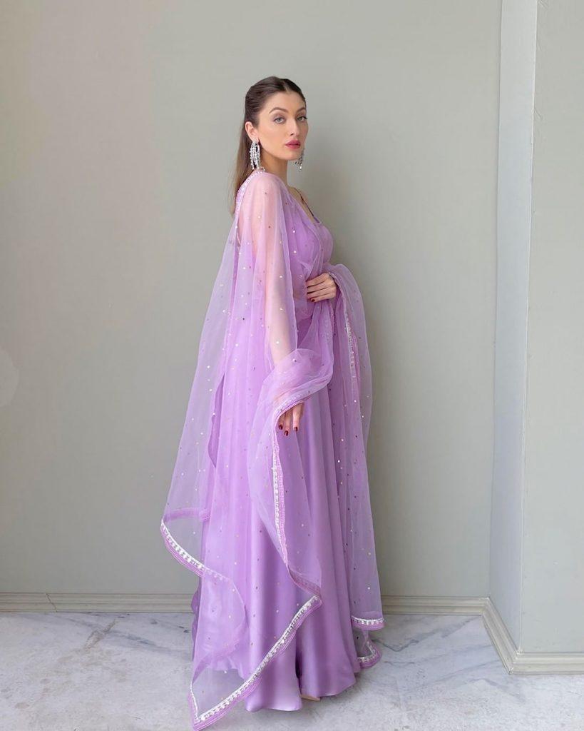Neha Rajpoot Looks Stellar At Her Friend's Wedding Events