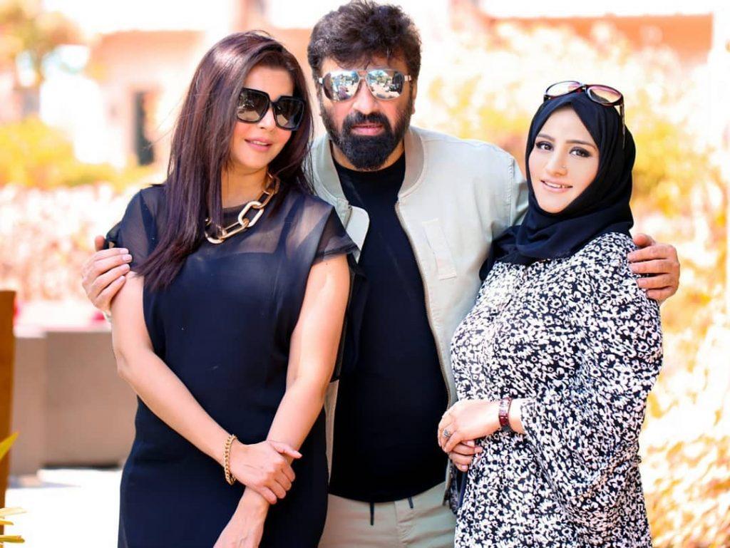 Nida Yasir And Yasir Nawaz Celebrated Their Daughter's Birthday In Dubai