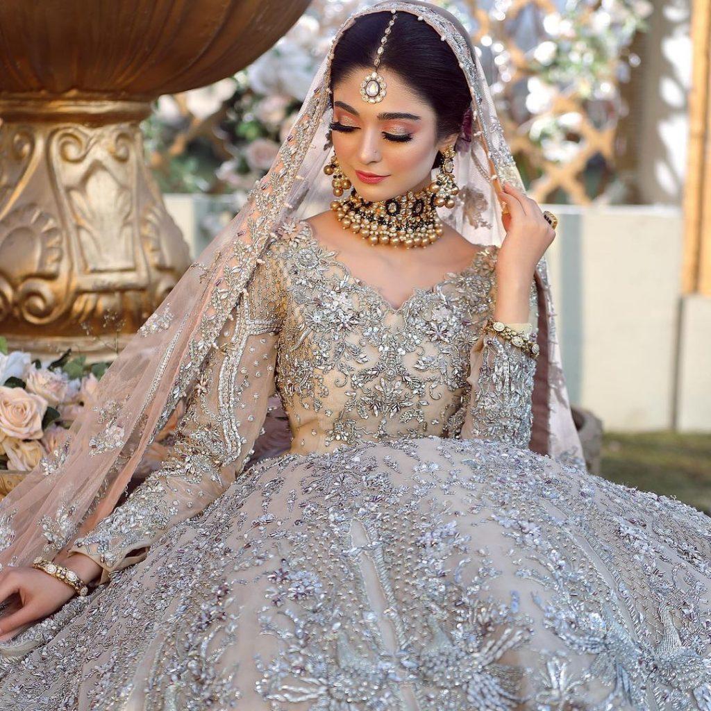 Noor Khan Looks Radiant In Exquisite Bridal Attire