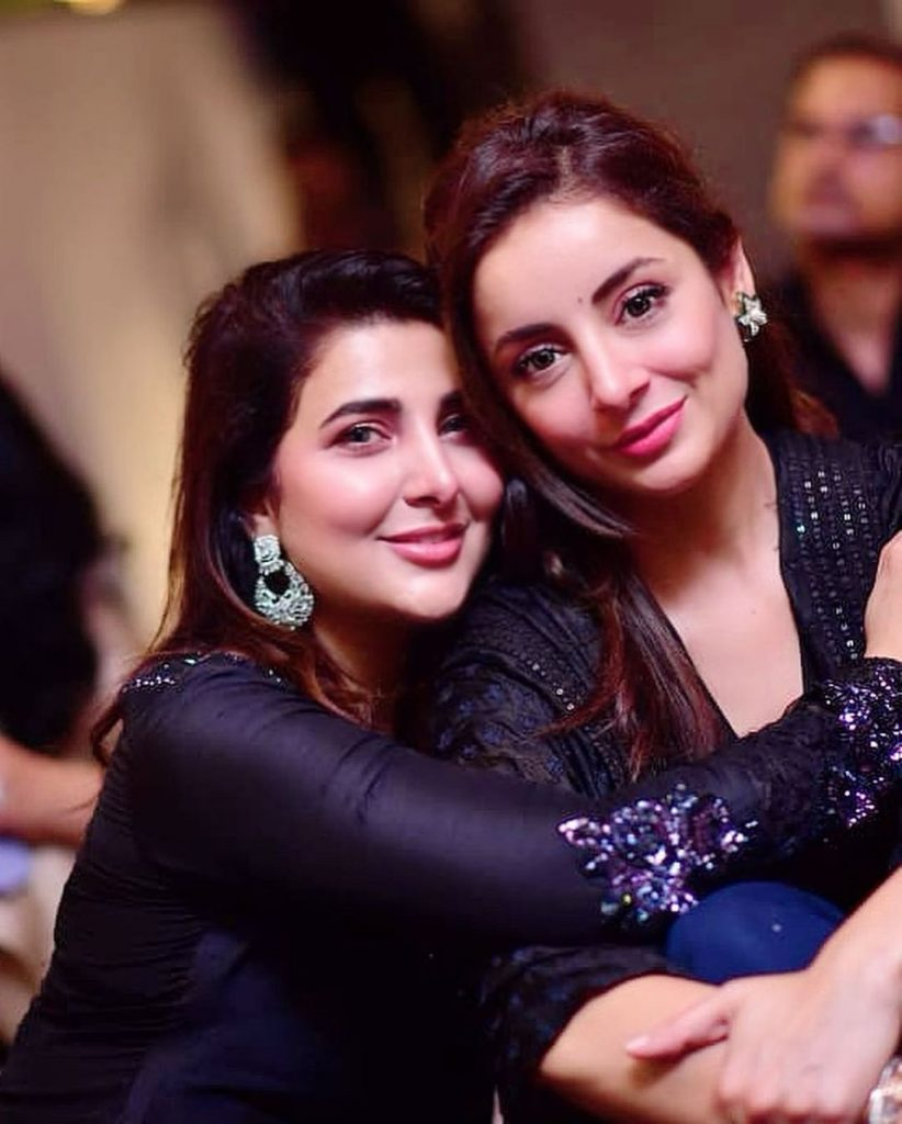 Celebrities Spotted At Sonya Khan And Salman Iqbal's Anniversary Party