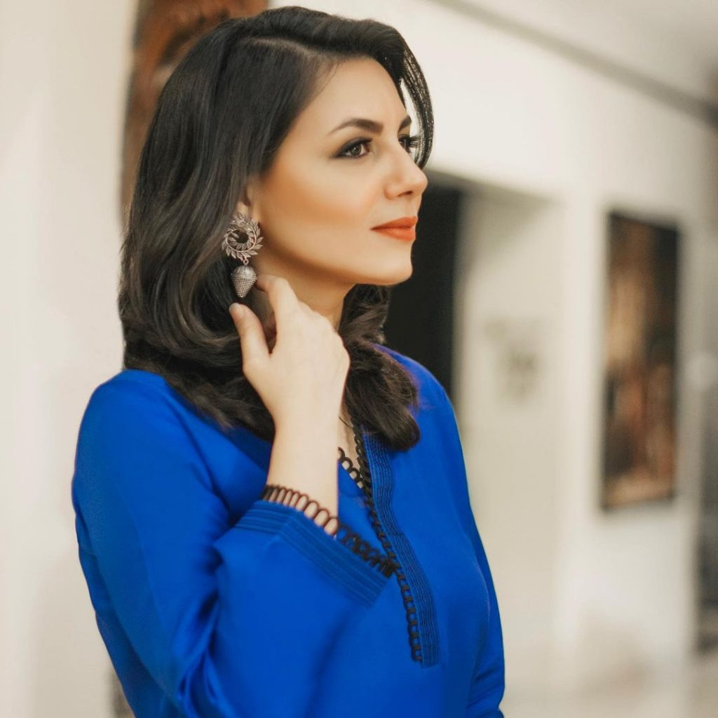 Sana Faysal Featured In A Shoot For Clothing Brand