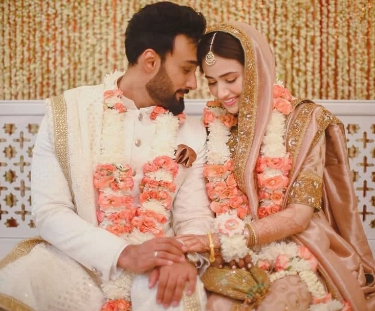 Umair Jaswal Wished Birthday To Sana Javed In the Most Sweetest Way Possible