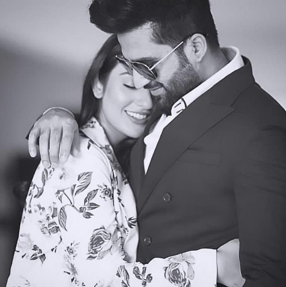 Pakistani Celebrity Couples Displaying Love