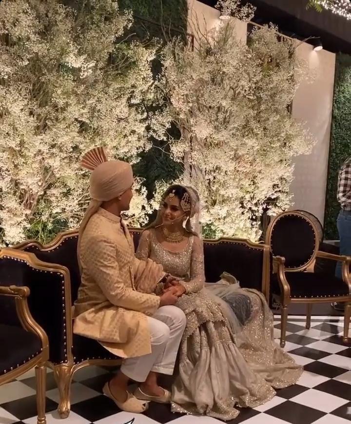 Sohai Ali Abro Has Reportedly Tied The Knot