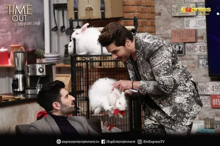 Ahsan Khan Clears The Air About Using Rabbits Wrongly As Props