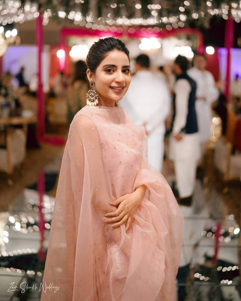 Celebrities Spotted At Umair Qazi's Wedding Event