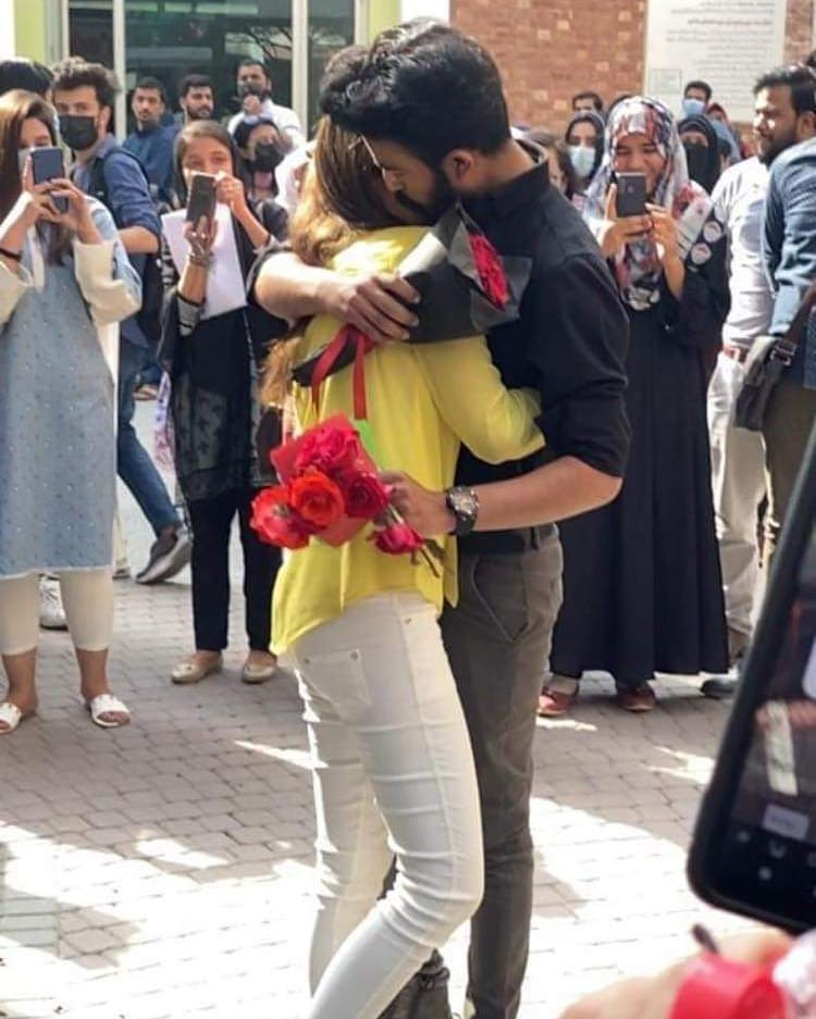 University Of Lahore Expelled Students On Proposing Publicly