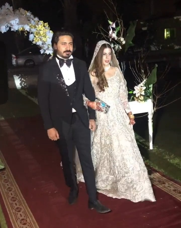 Wali Hamid Khan Wedding And Reception Pictures