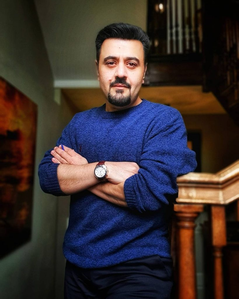 Ahmad Ali Butt Shares His Weight Loss Secrets