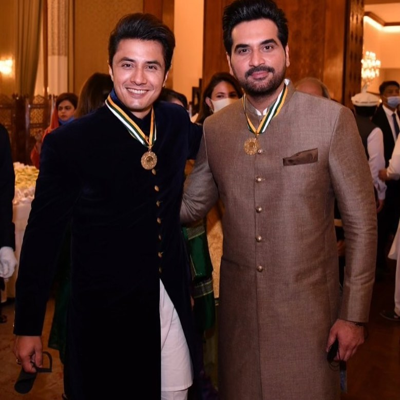 Ali Zafar Thanks His Fans After Receiving Pride Of Performance Award