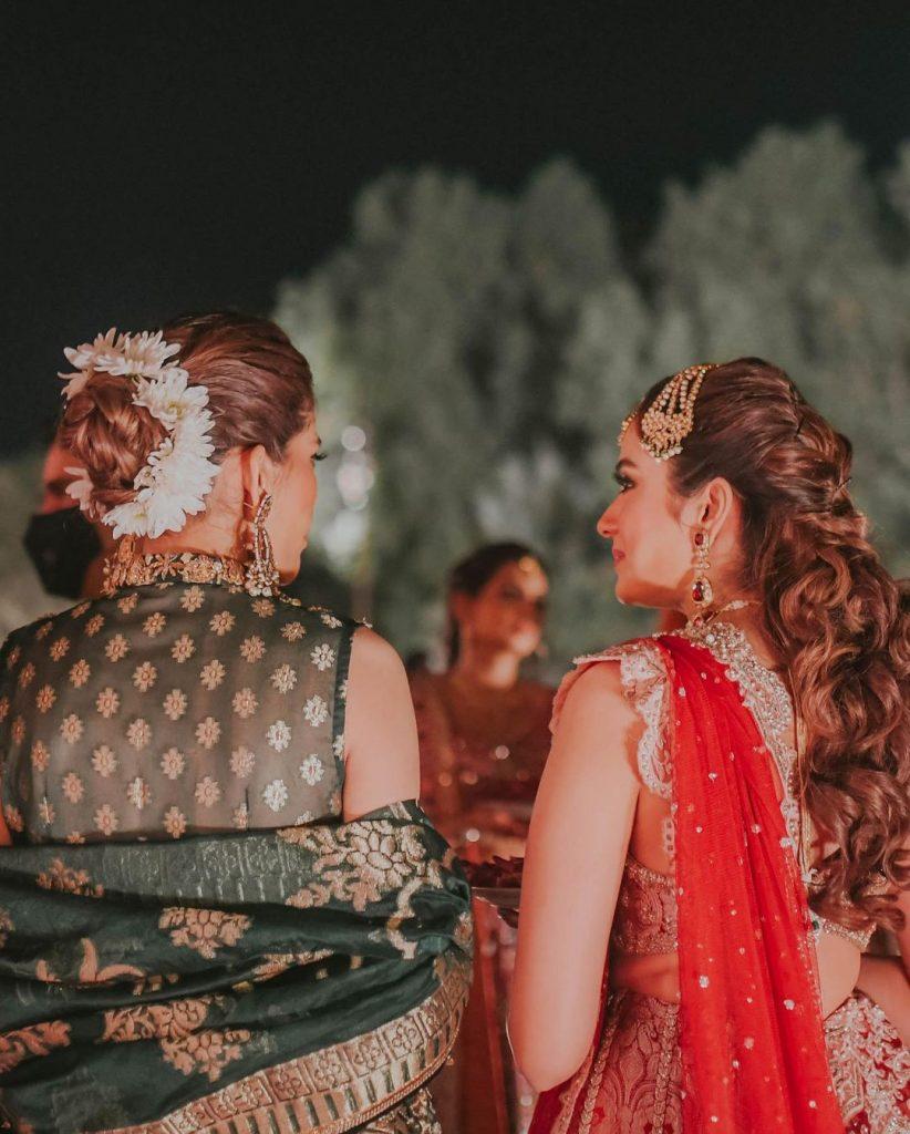 Alyzeh Gabol Dancing Like A Dream At Friend's Mehndi