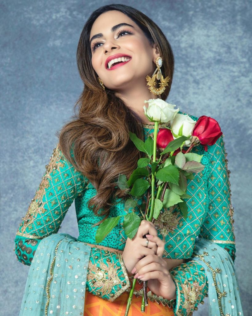 Amar Khan Looks Like A Dream In Her Latest Pictures