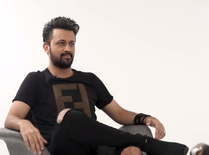How It Is Like Being A Father For Atif Aslam