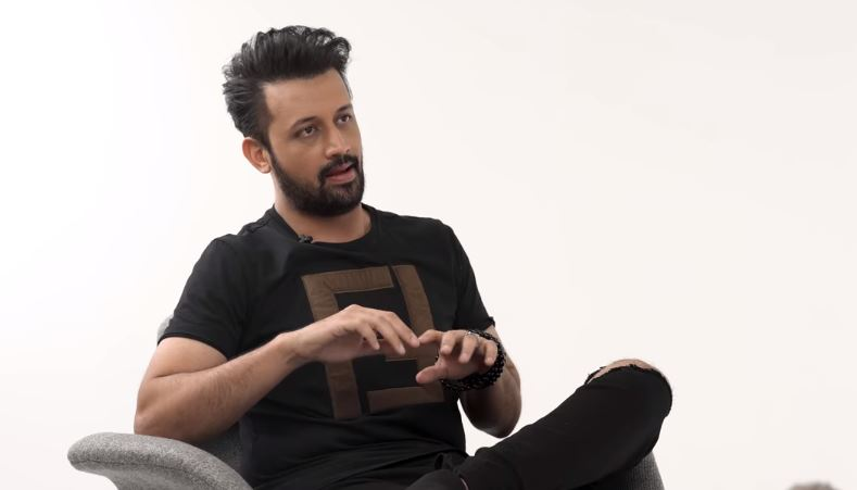 Atif Aslam's Favorite Colors And Three Reasons Why