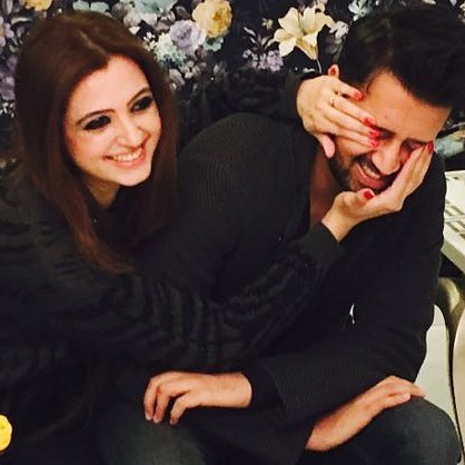 Atif Aslam Pens Down A Heartfelt Note For His Wife On Their Wedding Anniversary
