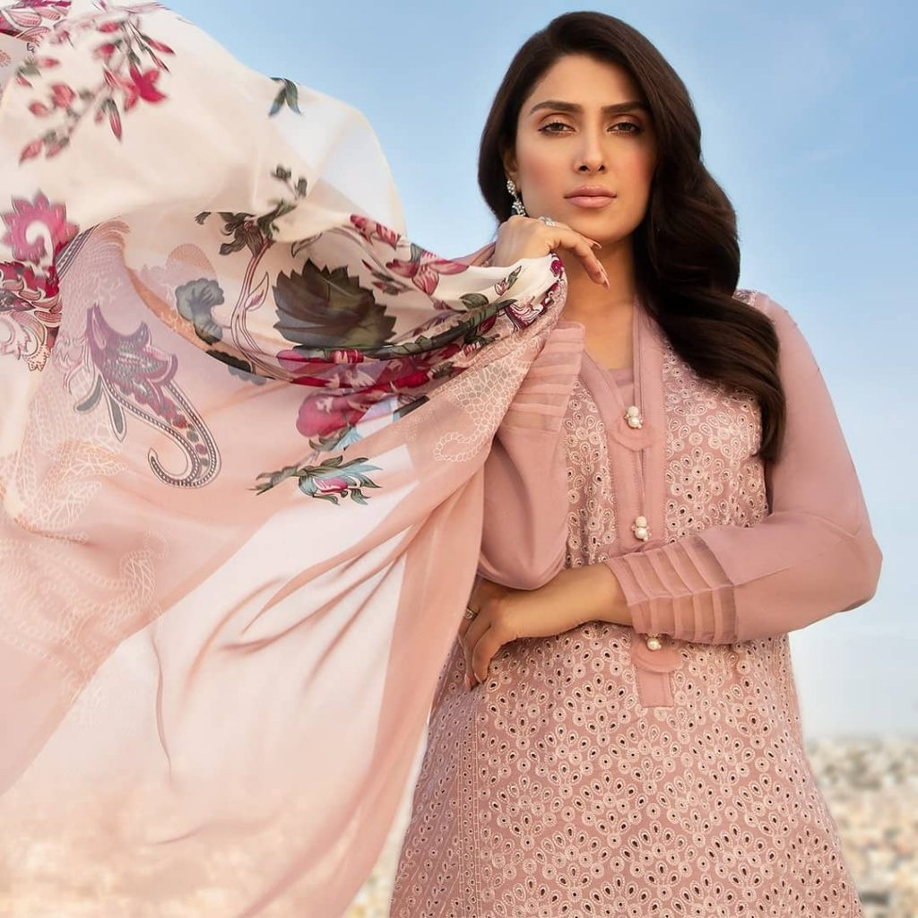 Limelight Summer Collection 2021 Featuring Ayeza Khan