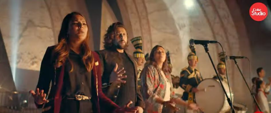 Coke Studio's Latest Pakistan Day Special Song
