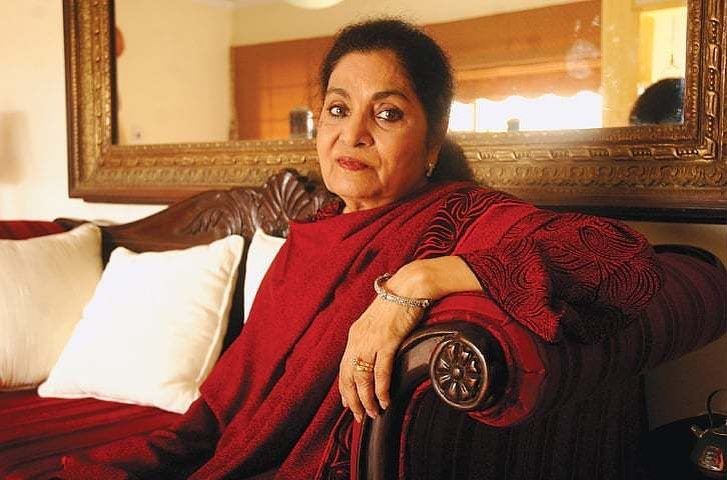 Renowned Pakistani Playwright Haseena Moin Passes Away