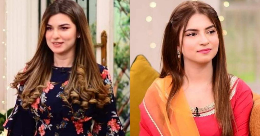 Here Is What Zara Naeem Has To Say Upon Comparison With Dananeer Mubeen