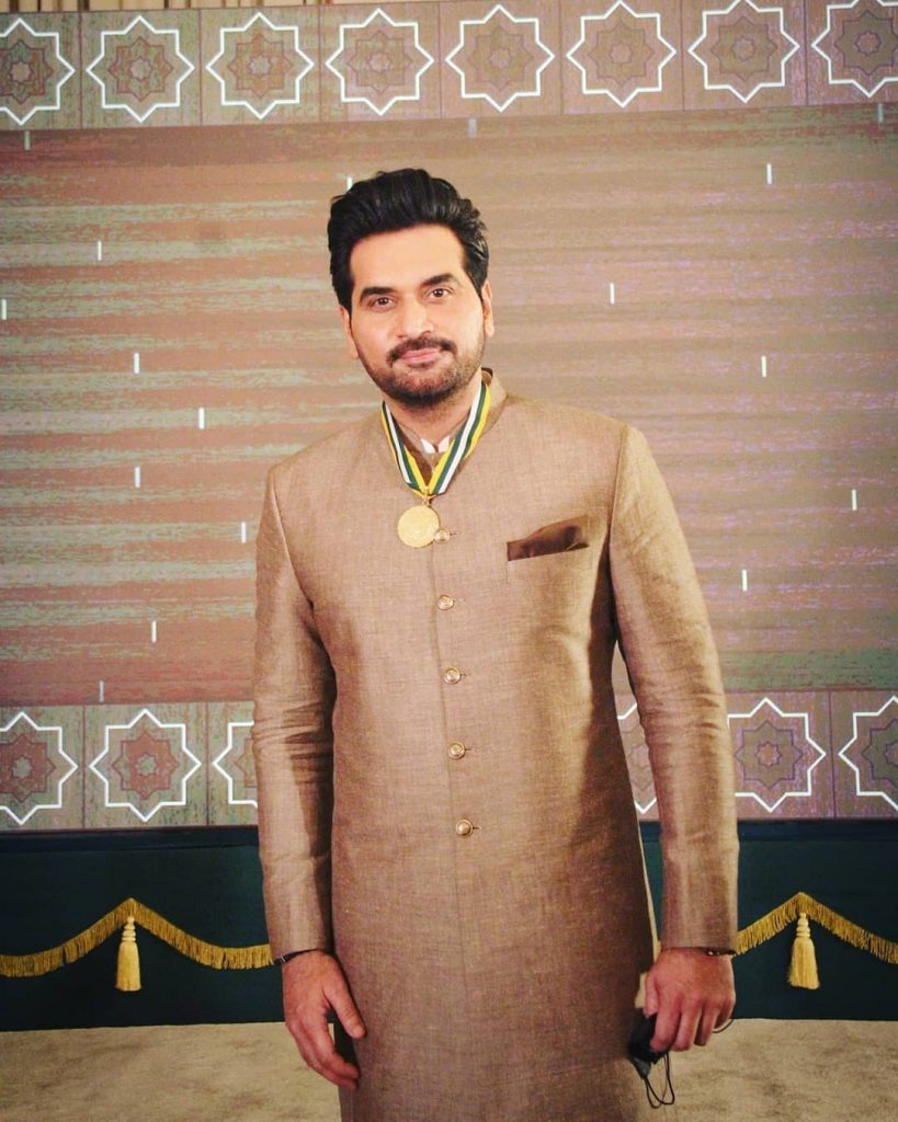 Humayun Saeed Got a Marriage Proposal From Across The Border