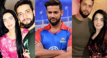 Imad Wasim Blessed With A Baby Girl