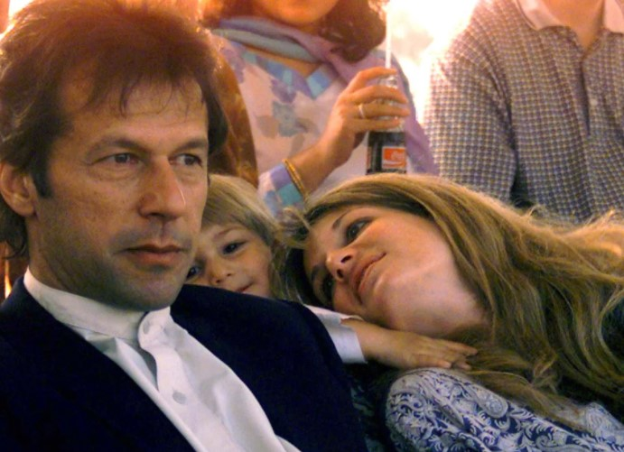 Jemima Goldsmith Speaking Urdu Is All You Need To See Today