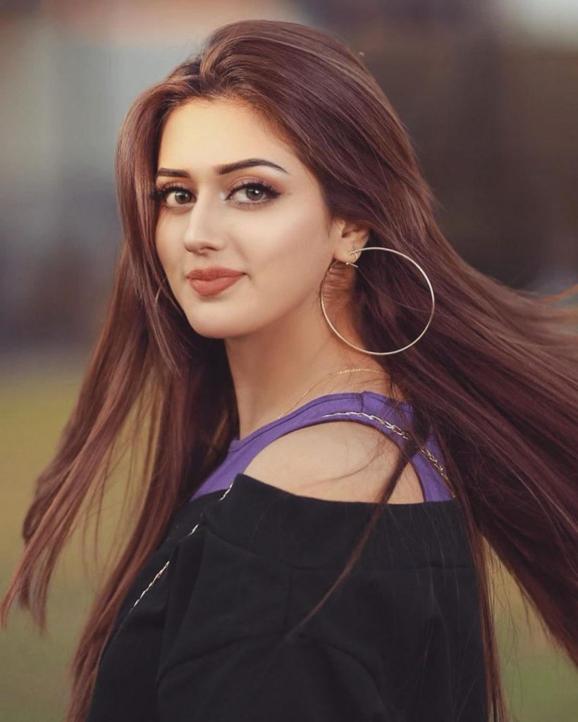Jannat Mirza Is All Set To Make Her Lollywood Debut