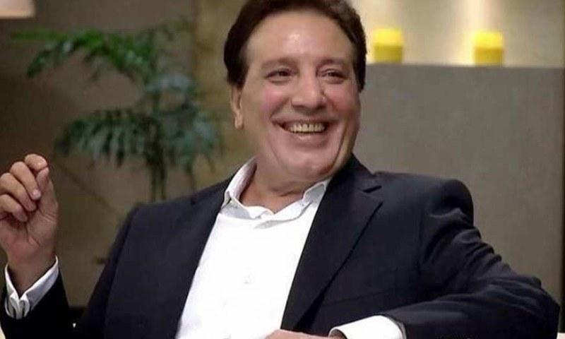 Javed Sheikh Reveals the Secret Behind His Fitness