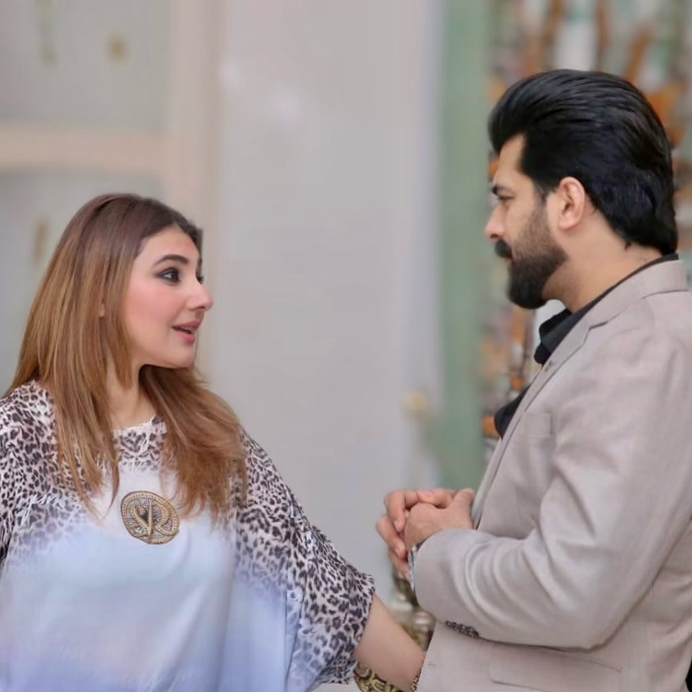 Javeria Saud Hosted Dinner For Friends