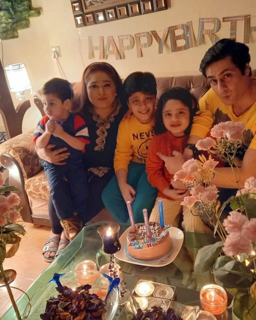 Kamran Jilani Daughter Birthday