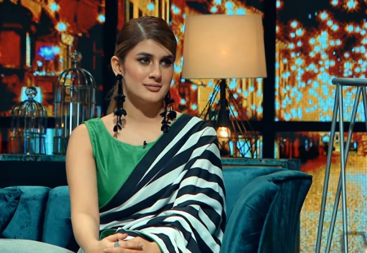 Kubra Khan Shares Her Review On The Allegations On Mohsin Abbas Haider