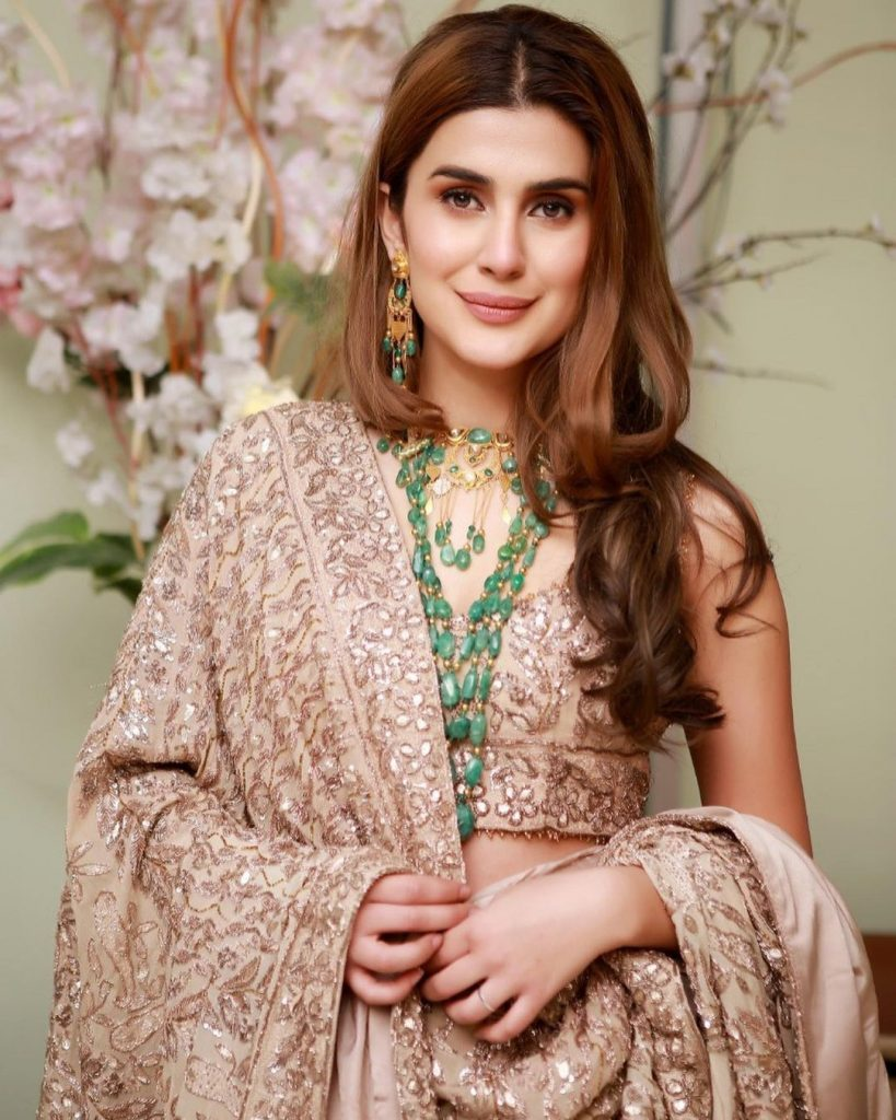 Most Special Moment Of Kubra Khan's Life