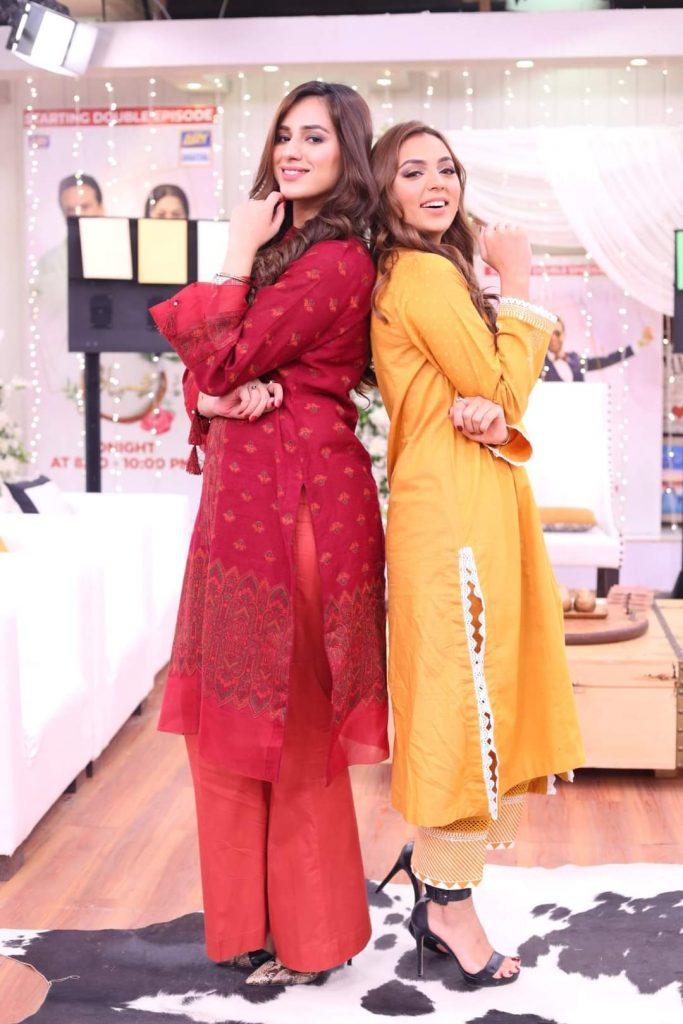 Shehnai Drama Cast in Good Morning Pakistan