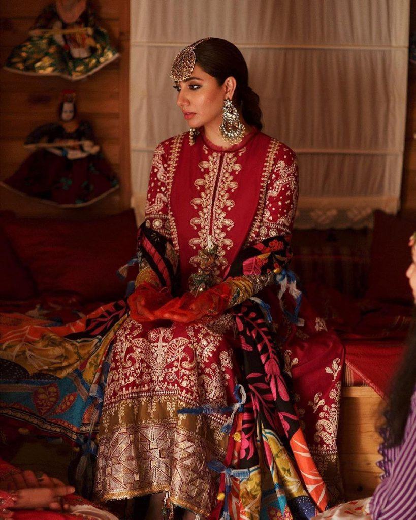 Mahira Khan Looked Regal In The Latest Photo Shoot