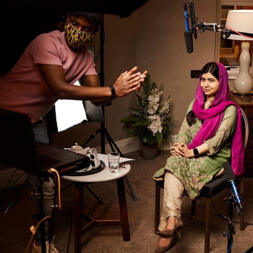 Malala Yousafzai Teams Up With International TV channel