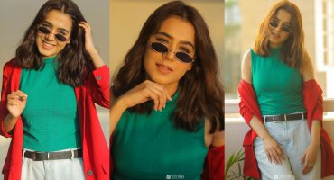 Mansha Pasha Looked Bewitching In Latest Photo Shoot