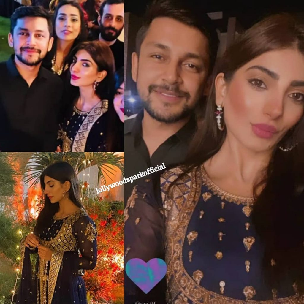 Mariam Ansari Beautiful Pictures With Husband