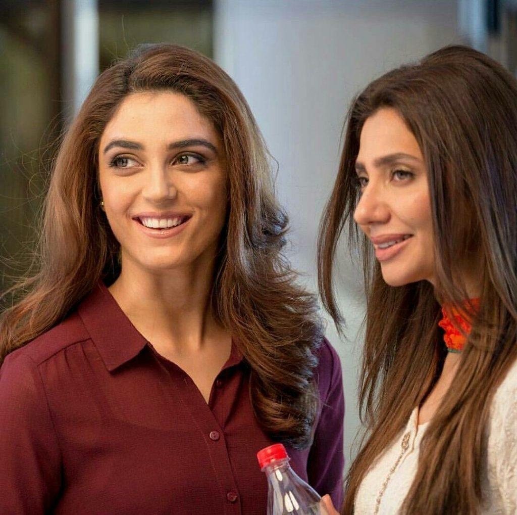 Does Maya Ali Copies Mahira Khan's Accent?