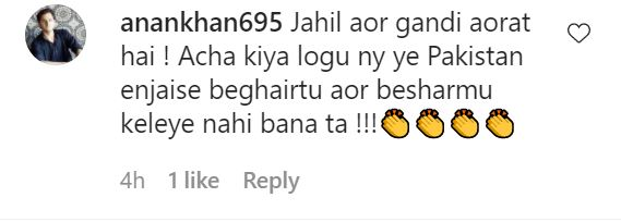 Actress Mehar Bano's Instagram Handle Has Been Vanished