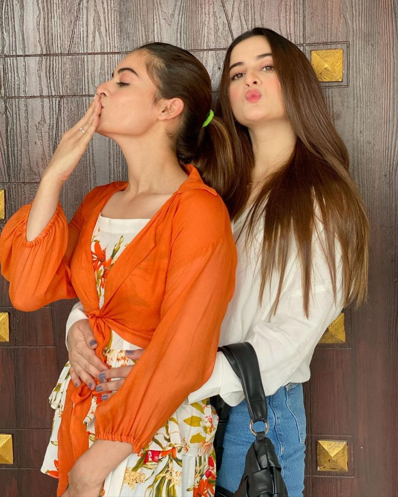 Why Aiman Khan Cancelled Her and Minal Khan Birthday at Last Moment?