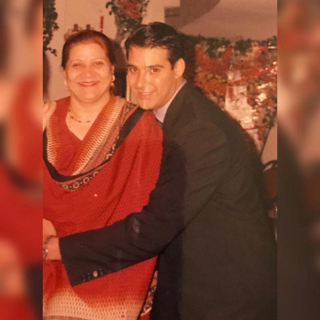 Film Star Moammar Rana's Mother Passed Away