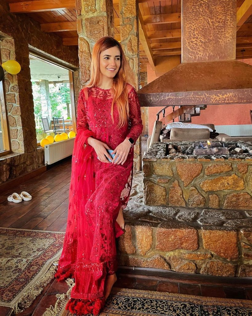 Momina Mustehsan - Latest Vacation Pictures