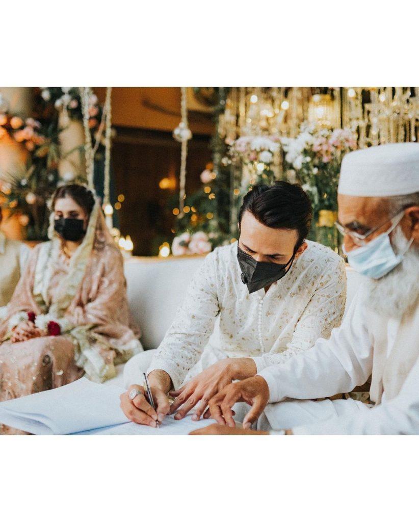 Usman Mukhtar Ties The Knot